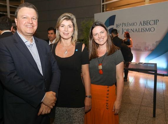 Romero Gomes de Albuquerque, do Bradesco, e Cristiane Magalhães Teixeira Portella, do Itaú