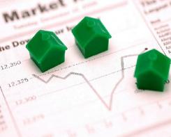 Vendas do mercado imobiliário registram queda menor em junho