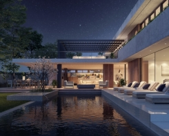 Mercado imobiliário de alto luxo está em alta após a pandemia